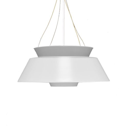 Deco 3LT Light White Pendant