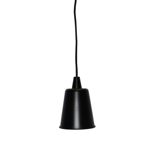 Sentry 1LT Small Black Straight Pendant