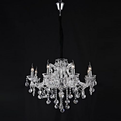 Messina 8LT Crystal Pendant