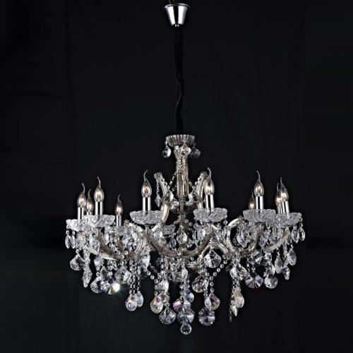 Gypsy 12LT Crystal Pendant