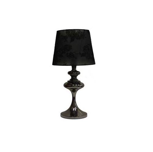 Milano Black Table Lamp