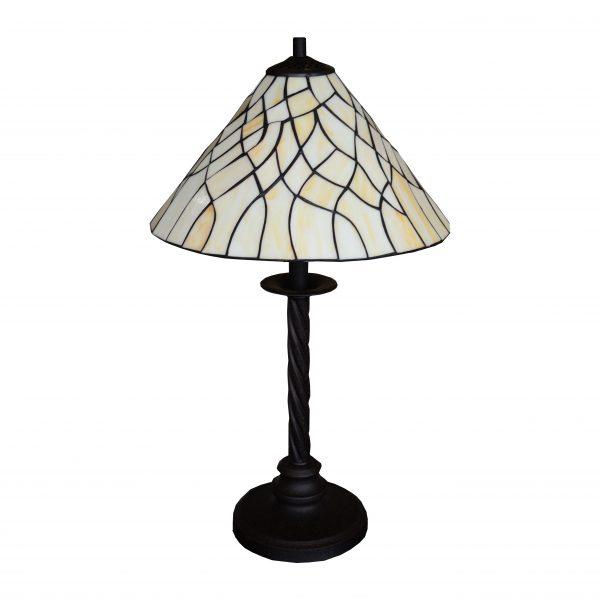 Twirl Lead Table Lamp