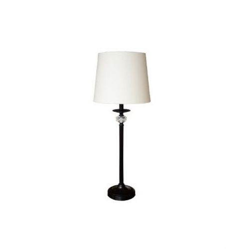 Emily White Table Lamp