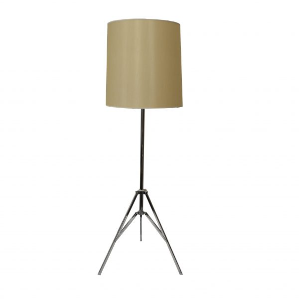 Yves Beige Floor Lamp