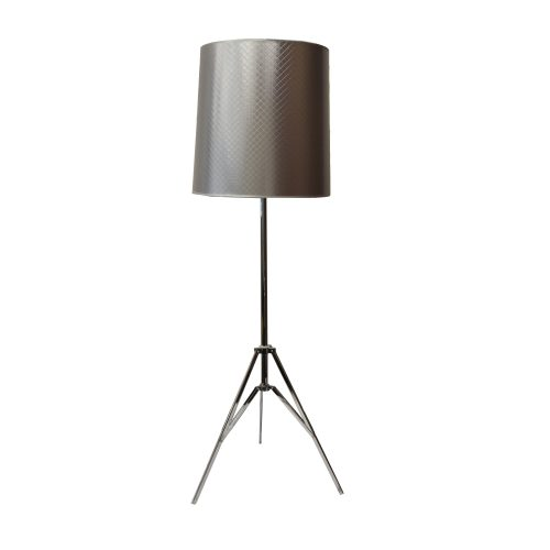 Yves Silver Floor Lamp