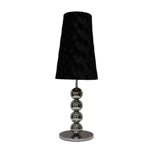 Raffia Table Lamp