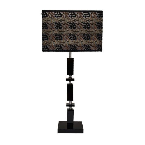 Bondi 1LT Square Table Lamp