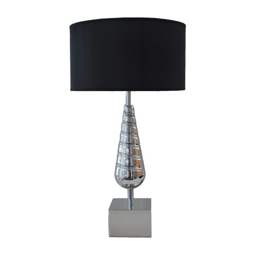 Liston Black Table Lamp