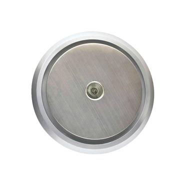 Larivee 200 8″ Silver Exhaust Fan