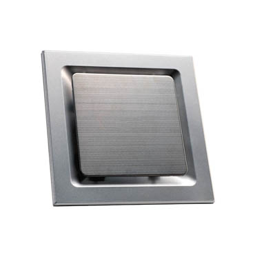Ovation 200 8″ Silver Exhaust Fan