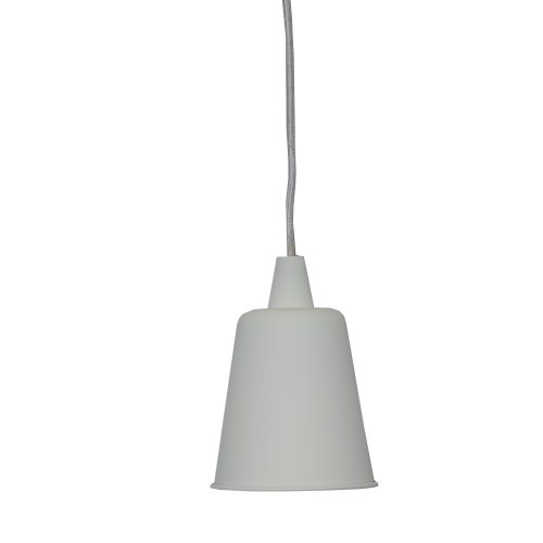 Sentry 1LT Small White Straight Pendant