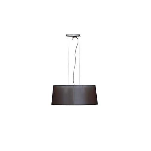Lulu 2LT Brown Pendant
