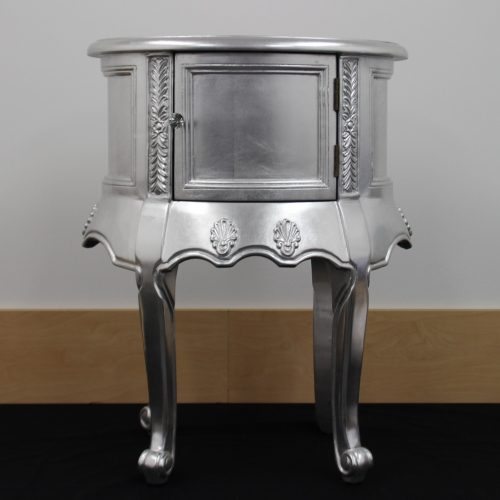 Ellery Silver Table