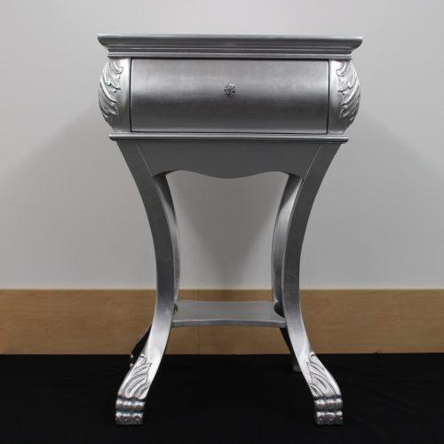 Bjork Silver Cabinet