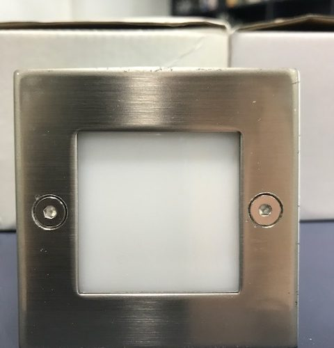 0.9W LED Wall/Step Light