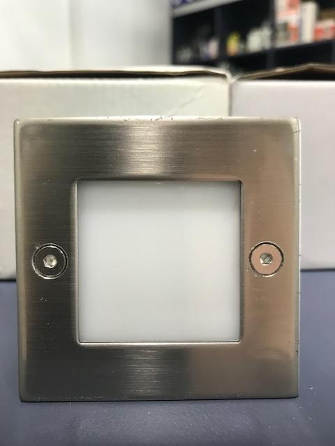 0.9W LED Wall/Step Light