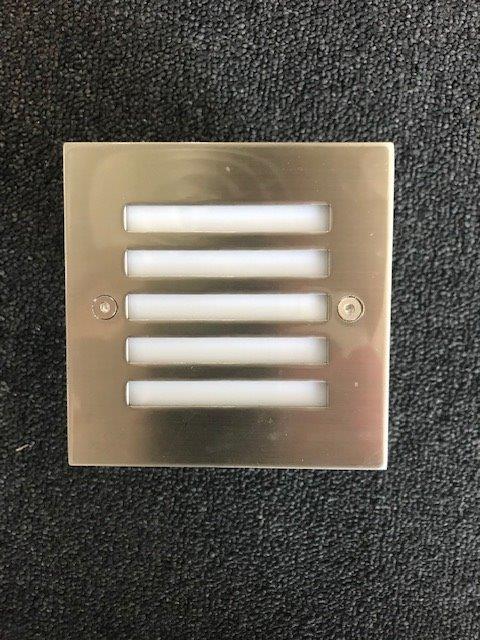 1.6W LED Wall/Step Light