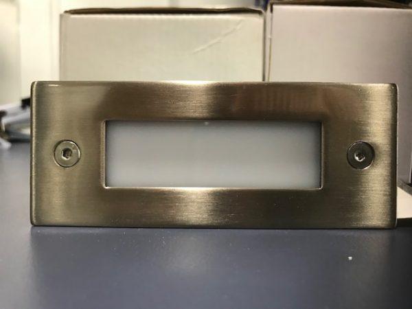 1.2W LED Wall/Step Light