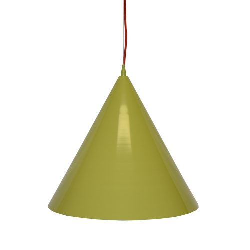 Presto 320mm 1LT Green Pendant