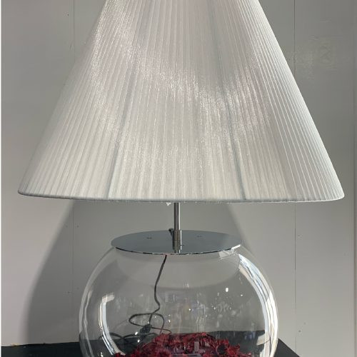 Santonia White Table Lamp