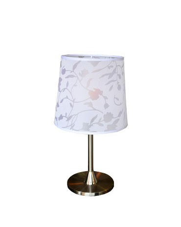 Viviann White Large Table Lamp
